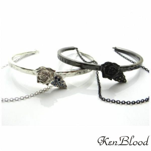 新作/KP-440 ブレスレット/シルバーブレス/Ken Blood/ケンブラッド