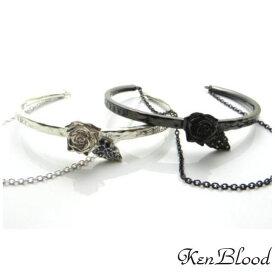 メーカー取り寄せ品/KP-440 ブレスレット/シルバーブレス/Ken Blood/ケンブラッド