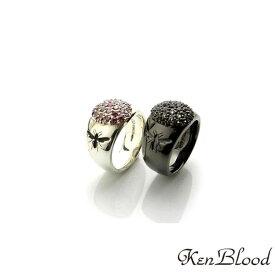 メーカー取り寄せ品/KR-268 リング/シルバーリング/Ken Blood/ケンブラッド