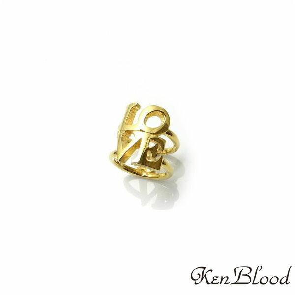 KR-271GD リング/Ken Blood/ケンブラッド