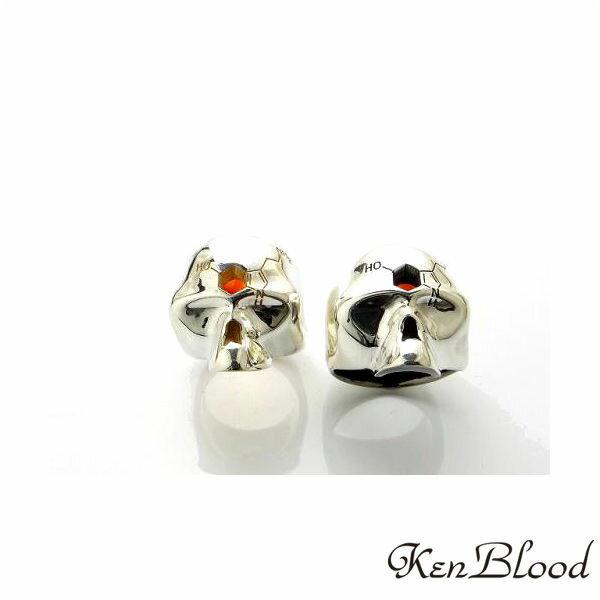 KR276 リング/シルバー/Ken Blood/ケンブラッド