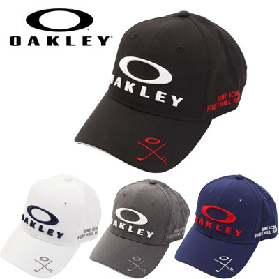 【送料無料】オークリー メンズキャップ 911969JP 2019年モデル BG FIXED CAP 4.0 /OAKLEY