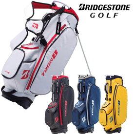 【送料無料】ブリヂストンゴルフ キャディバッグ CBG923 軽量スタンドバッグ/BRIDGESTONE GOLFネームプレート刻印無料サービス