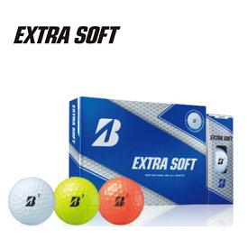 【送料無料】【2ダースセット】【2019年モデル】EXTRA SOFT(エクストラソフト) ブリヂストンゴルフ/BRIDGESTONE GOLF