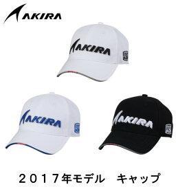 【定形外送料無料】【2017年モデル】アキラプロダクツ ロゴキャップ AKIRA