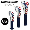 【送料無料】ブリヂストン ゴルフ ヘッドカバー  HCG770 メジャーモデル(US/全米オープン)/BRIDGESTONE GOLF