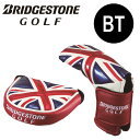 【送料無料】ブリヂストン ゴルフ パターカバー(マレット・ピン)  PCG770 メジャーモデル(BT/全英オープン)/BRIDGESTONE GOLF