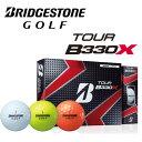 【送料無料】ブリヂストン ゴルフ TOUR B330X1ダース(12個入り)/BRIDGESTONE GOLF
