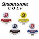 【送料無料】GAG503 ブリヂストンゴルフ キャップマーカー/BRIDGESTONE GOLF