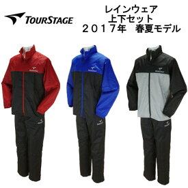 【送料無料】87T32 レインウェア上下セット ブリヂストンゴルフ/BRIDGESTONE GOLF TOUR STAGE ツアーステージ