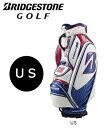【送料無料】【ネームプレート刻印無料】ブリヂストンゴルフ キャディバッグ CBG870(US/全米オープン) メジャー…