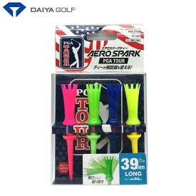 【PGA TOUR モデル】ダイヤ エアロスパークティー ロングTE-3001/DAIYA