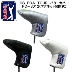 【送料無料】US PGA TOUR パターカバー(ピンタイプ)PC-3012 JOHN DEERE CLASSIC