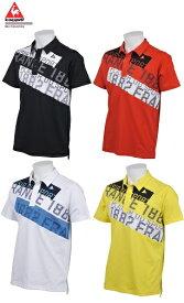 【送料無料】ルコックゴルフ ポロシャツ QGMLJA06le coq sportif