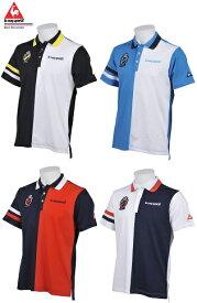 【送料無料】ルコックゴルフ ポロシャツ QGMLJA07le coq sportif