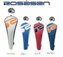 【送料無料】ロサーセン フェアウェイウッド用ヘッドカバー RSF001 ROSASEN