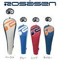 【送料無料】ロサーセン ユーティリティ用ヘッドカバー RSU001 ROSASEN
