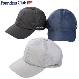 【送料無料】FC−8111Aファウンダースクラブ レインキャップ メンズ用/FOUNDERS CLUB