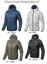 【オークリー】【2018年秋冬モデル】メンズ ゴルフ ジャケット 412593  OAKLEY Enhance Graphic Insulation Jacket 8.7【全国一律送料無料】
