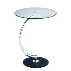 サイドテーブル ローテーブル リビングテーブル ガラス製 モダン 46cm幅 ソファーテーブル ベッドテーブル コーナーテーブル ソファーサイドテーブル ベッドサイドテーブル コーヒーテーブル