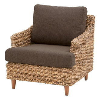 One Seat Sofa 1 Person For Hung On A Couch Solo Sofer Single Compact Upholstered With Asian Brown 05p1ec14