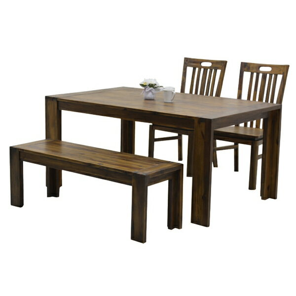 dining table set dining set bench type 4 piece set 4 person 4 for dining set dining room set dining table set dining set caf table set of 4 fourseat