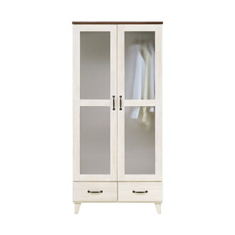 Wardrobe Closet Clothes Hanging Completed Dance Hiroshi Clothing Storage 80 Cm Width