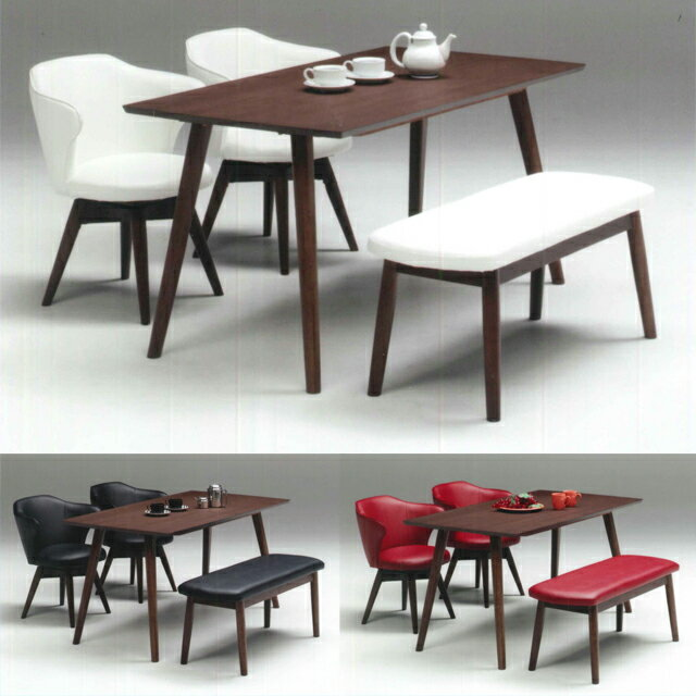Dining Table Set Dining Set Bench Type 4 Piece Set 4 Person, 4 For Dining  Set Dining Room Set Dining Table Set Dining Set Café Table, Set Of 4  Four Seat ...
