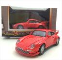 メタルアートカー(コレクション ミニカー Porsche 911 GT2 ポルシェ)1/43 スケール ダイキャスト ミニカー 通販 プレゼント 景品 賞品