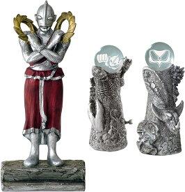 ウルトラ十二神将・外伝(シルバーバージョン) 帰ってきたウルトラマン&ウルトラ曼荼羅塔セット マイスタージャパン 立体造形