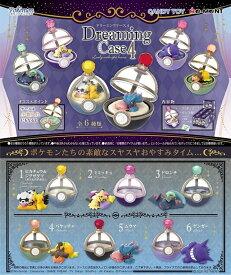 ポケットモンスター Dreaming Case4 Lovely midnight hours 6個入りBOX (食玩) リーメント Re-Ment 2021年12月6日発売予定 予約 ポケモン