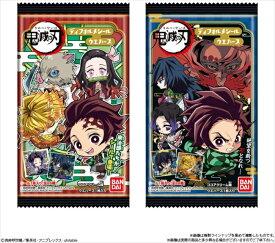 鬼滅の刃 ディフォルメシールウエハース (20個入) 食玩・ウエハース バンダイ 8月3日発売分
