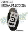 DB ディービー Raza FLEX Original Blk/Gray/Wht ラザ Adrien Raza 3枚層 軽量モデル FLATSKIM フラットス...