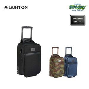 BURTON Wheelie Flyer [25L] 11610107 Fall  ウィールバッグ 旅行バッグ 正規品 バートン
