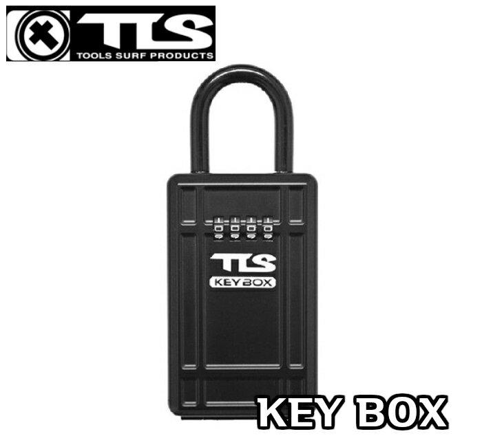 TOOLS ツールス KEY BOX キーボックス ダイヤル式ロック 大容量 頑丈設計 キズ防止シート アウトドア サーフボード サーフィン 正規品