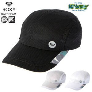 ROXY FITNESS ロキシーフィットネス DAYDREAM RCP201378 ランニングキャップ 吸水 速乾 メッシュ切り替え リフレクター 洗濯機使用可 ロゴ 2021春モデル 正規品