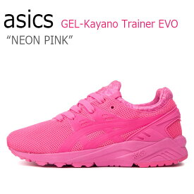 "asics Gel-Kayano Trainer EVO ""Highlighter"" Pack/ NEON PINK【アシックス】【H51DQ-3535】 シューズ"
