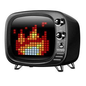 Divoom Tivoo レトロテレビ型本格派Bluetoothスピーカー お取り寄せ
