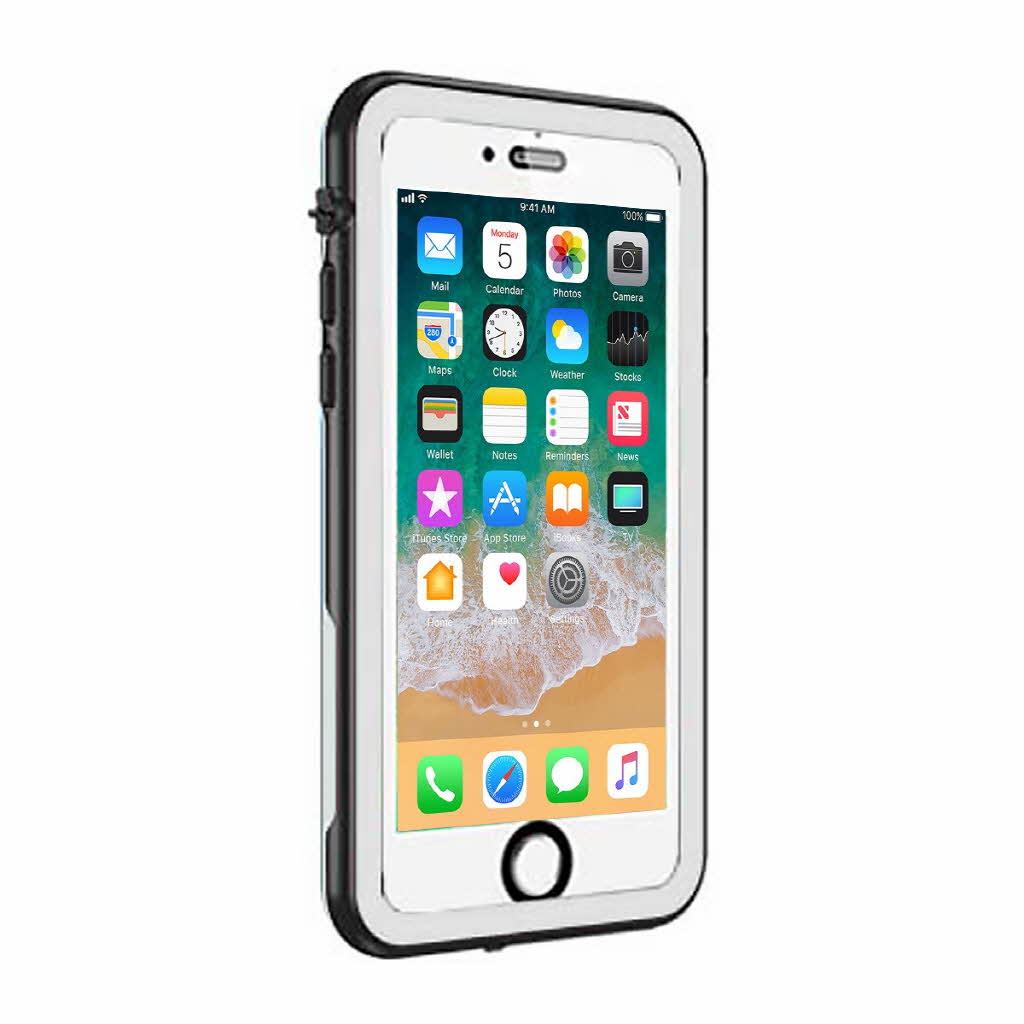 iPhone8 ケース iPhone7 ケース iPhone8plus ケース iPhone7plus ケース 専用 スマホ 防水ケース 360度フルカバー IP68 WATERPROOF TOUGH CASE ウォータープルーフ タッチケース タッチ可能 お取り寄せ