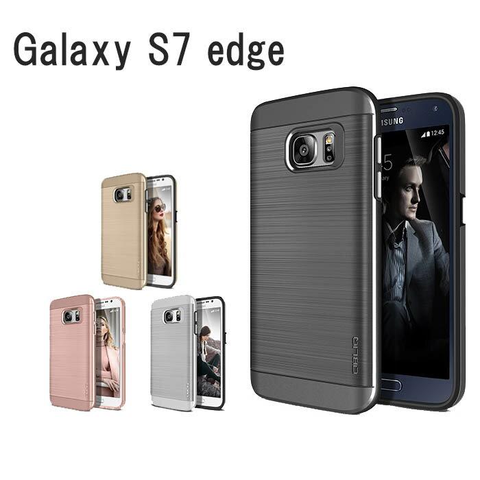 お取り寄せ Galaxy S7 edge ケース カバー Slim Meta Pro ギャラクシー S7 エッジ SC-02H SCV33