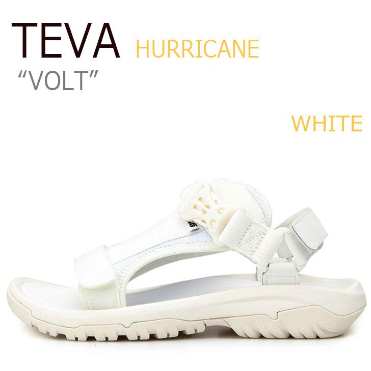 テバ サンダル TEVA レディース HURRICANE VOLT ハリケーン ボルト WHITE ホワイト 1015225-WHT シューズ