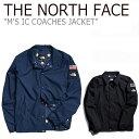 ノースフェイス コーチジャケット THE NORTH FACE メンズ M'S IC COACHES JACKET コーチ ジャケット Navy Black ネイ…