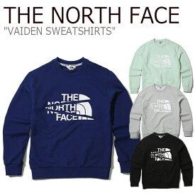 ノースフェイス スウェット THE NORTH FACE メンズ VAIDEN SWEATSHIRTS ヴァイデン スウェットシャツ トレーナー NM5MK01J/K/L/M ウェア 【中古】未使用品