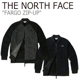 ノースフェイス ジャケット THE NORTH FACE メンズ レディース FARGO ZIP-UP EX ファーゴ ジップアップ CHARCOAL GREY BLACK チャコールグレー ブラック NJ4FJ51J/K ウェア 【中古】未使用品