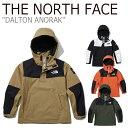 ノースフェイス ジャケット THE NORTH FACE メンズ レディース DALTON ANORAK ダルトン アノラック パーカー スクエア…