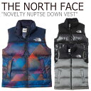 ノースフェイス ダウン THE NORTH FACE メンズ レディース NOVELTY NUPTSE DOWN VEST ノベルティー ヌプシ ダウンベス…