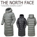 ノースフェイス ダウン THE NORTH FACE メンズ レディース VAIDEN DOWN COAT ヴァイデン ダウンコート BLACK ブラック…
