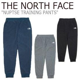 ノースフェイス スウェットパンツ THE NORTH FACE メンズ NUPTSE TRAINING PANTS ヌプシ トレーニング パンツ 全3色 NP6KK52A/B/C ウェア 【中古】未使用品
