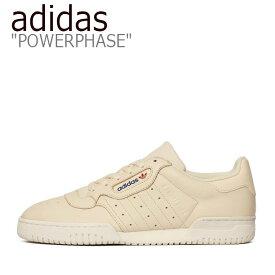 アディダス スニーカー adidas メンズ レディース YEEZY POWERPHASE イージーパワーフェイズ IVORY アイボリー EF2889 シューズ 【中古】未使用品