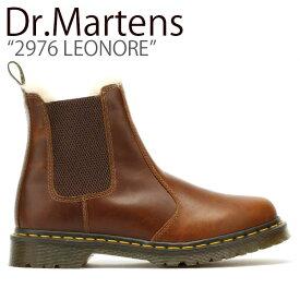 ドクターマーチン スニーカー Dr.Martens メンズ レディース 2976 LEONORE 2976 レオノーレ BUTTER SCOTTCH バタースコッチ 23898243 シューズ 【中古】未使用品